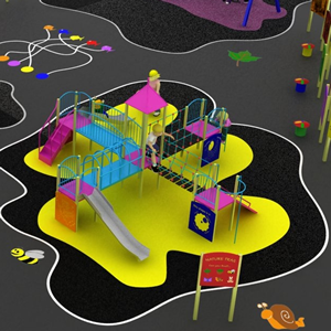 Playground and play area design and consultation UK.