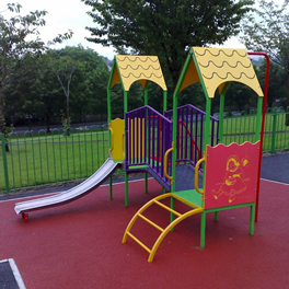 Playgrounds, play areas, schools, nurseries and creches UK.