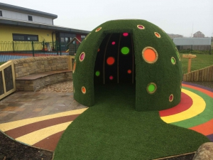 Specialist Sensory Gardens and Play Areas Lancashire