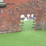 Sarah's Ark Nursery, Leyland - playground markings and safety surfacing.