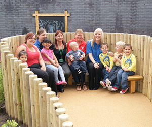 Community groups play equipment installation and play area design.