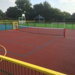 MUGA, Bacup, North West UK.