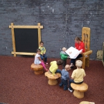 Outdoor story telling