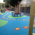 Nursery play area design.
